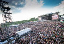 Back to the roots: Rock am Ring kehrt 2017 zurück zum Nürburgring - copyright: CityNEWS / Daniel Barbig