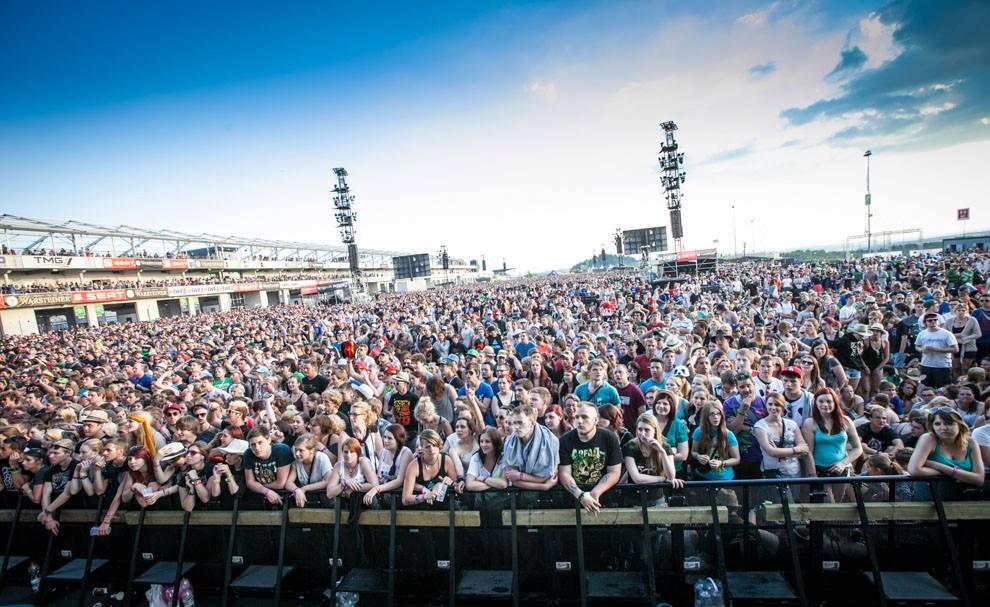 Für Rock am Ring 2017 sind bisher rund 40.000 Drei-Tages-Tickets verkauft, die nunmehr für den Nürburgring Gültigkeit haben. - copyright: CityNEWS / Daniel Berbig