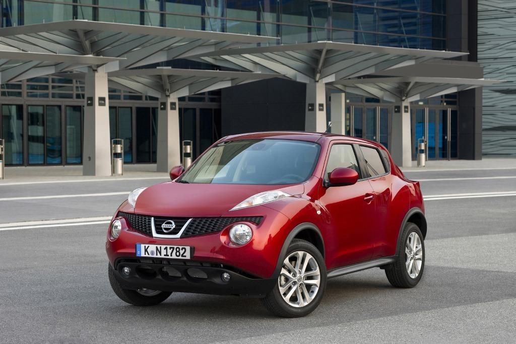 SUV-Feeling per Leasing ab 78 Euro - copyright: NISSAN / Francesc Montero