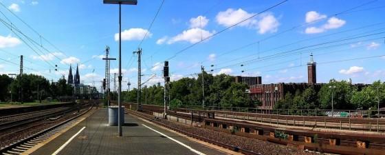 Anreise Deutsche Bahn - copyright: Rudi / pixelio.de