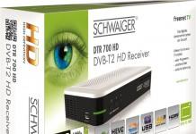 Gewinnspiel: CityNEWS bringt Ihnen HD-Fernsehen nach Hause! - copyright: Schwaiger