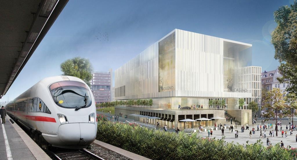 Hier der 2. Entwurf von AIP Planungs GmbH