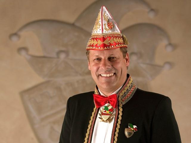 Markus Ritterbach (Präsident des Festkomitee Kölner Karneval) verabschiedet sich nach der Session aus dem Amt - copyright: Festkomitee Kölner Karneval