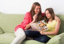 Gut organisiert im Familienalltag mit Häfft: Mit dem Family-Timer bequem die Termine der Familie organisieren - copyright: Häfft Verlag / gezett.de