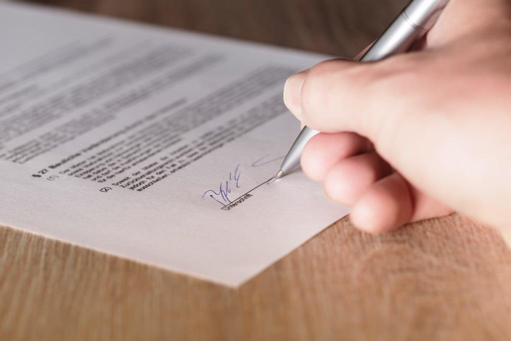 Oft kommt es auch vor, dass im Mietvertrag eine Klausel zum sogenannten Kündigungsverzicht steht. - copyright: pixabay.com