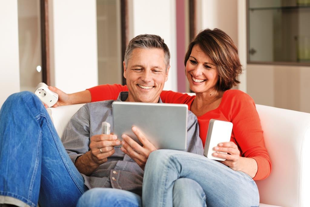 Welchen Nutzen bietet ein intelligentes Zuhause? - copyright: devolo AG / Matthias Capellmann