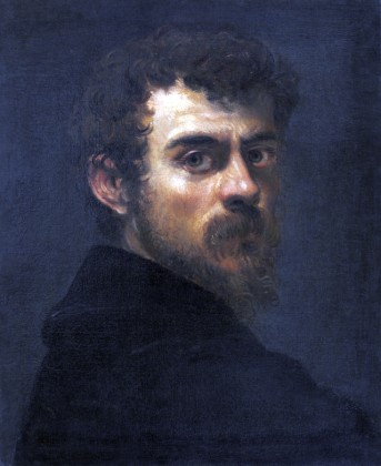 Wallraf-Richartz Museum & Fondation Corboud Tintoretto – A star was born, 6. Oktober 2017 bis 28. Januar 2018 Abb.: Jacopo Tintoretto, Selbstporträt, um 1547, Öl auf Leinwand, 45,1 x 38,1 cm, Philadelphia Museum of Art