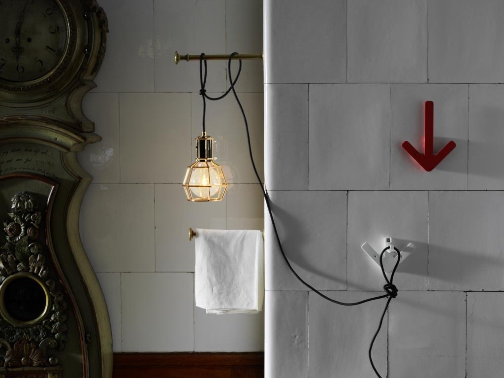 Stimmungen erzeugen mit Licht: Von dekorativ bis industriell - copyright: Design House Stockholm: Work Lamp