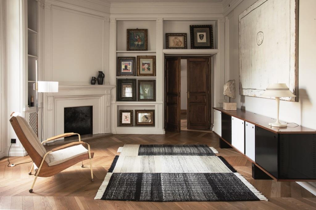 Natürliche Materialien für individuelle Möbel - copyright: Albert Font / Nanimarquina; Tres