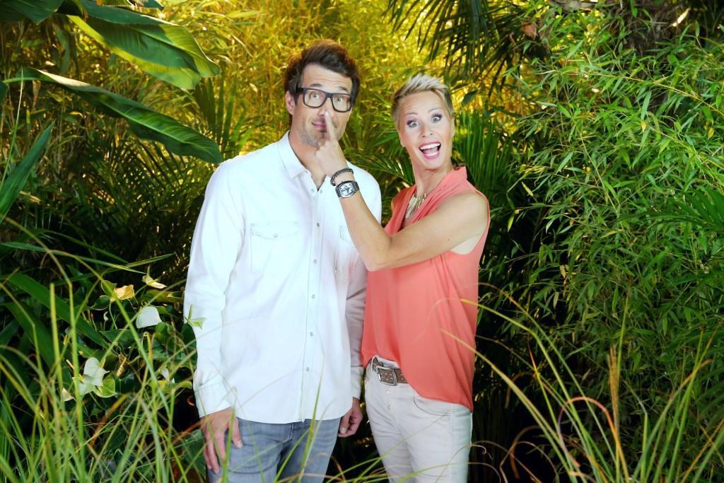 Sonja Zietlow und Daniel Hartwich begrüßen im Baumhaus alle diesjährigen Camp-Bewohner, feiern die Dschungelkönigin oder den Dschungelkönig 2017 und lassen ihre gemeinsame Zeit Revue passieren. - Foto: RTL / Stefan Gregorowius