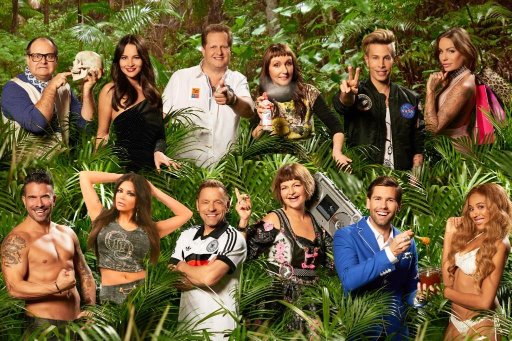 Hier alles über die Dschungelcamp-Kandidaten 2017! - Foto: RTL / Stempell / Skowski - Alle Infos zu 'Ich bin ein Star - Holt mich hier raus!' im Special bei RTL.de: www.rtl.de/cms/sendungen/ich-bin-ein-star.html