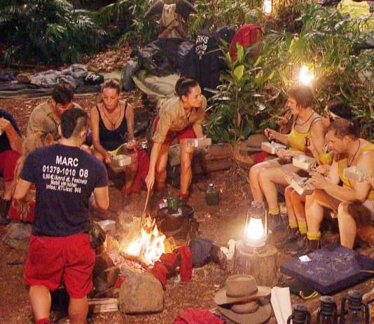"""Tag 4 im Dschungelcamp: Eine """"verfahrene"""" Dschungelprüfung und Zusammenlegung der Promi-Teams - Foto: RTL Alle Infos zu Ich bin ein Star - Holt mich hier raus! im Special bei RTL.de"""