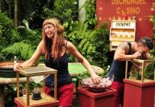 Tag 12 im Dschungelcamp: Hanka und Marc im Dschungel-Casino - Briefe der Liebsten - Honey ist raus! - Foto: RTL / Stefan Menne Alle Infos zu Ich bin ein Star - Holt mich hier raus! im Special bei RTL.de