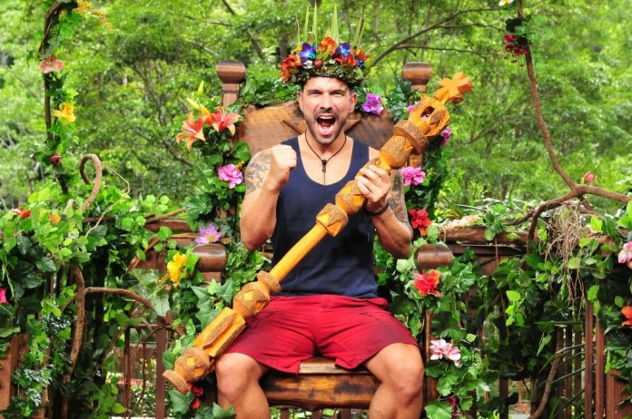 Finale im Dschungelcamp: Marc Terenzi ist Dschungelkönig 2017 - Foto: RTL / Stefan Menne Alle Infos zu Ich bin ein Star - Holt mich hier raus! im Special bei RTL.de