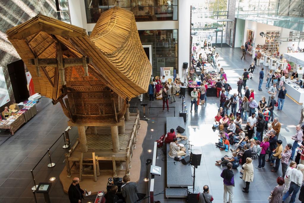 Das Rautenstrauch-Joest-Museum - Kulturen der Welt - copyright: Guido Schiefer