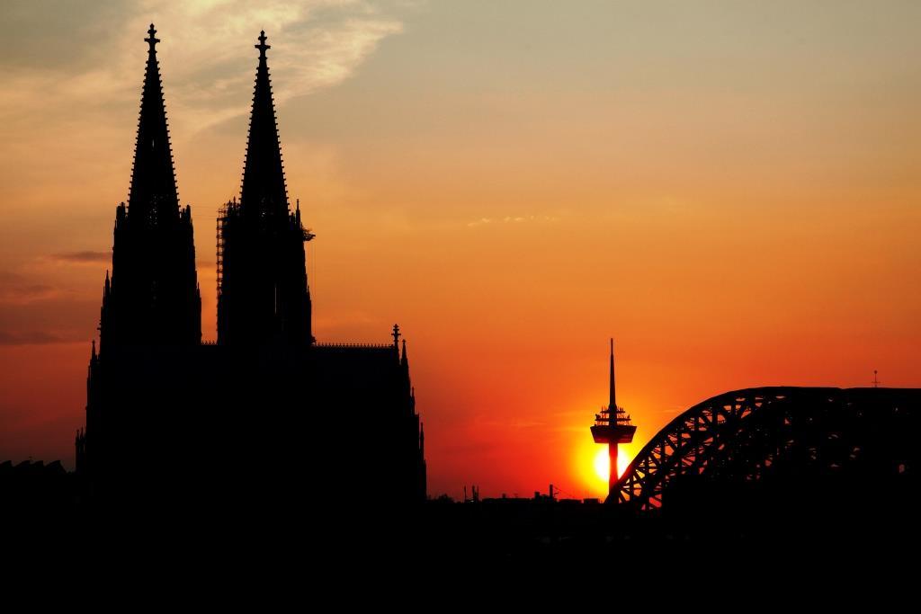 Städtereiseziel Köln ist Teil von #urbanana - copyright: KölnTourismus / Dieter Jacobi