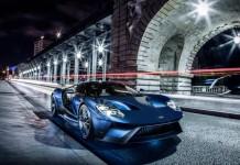 347 km/h geballte PS-Power: Der neue Ford GT - Mit großer Bilder-Galerie! - copyright: Ford-Werke GmbH