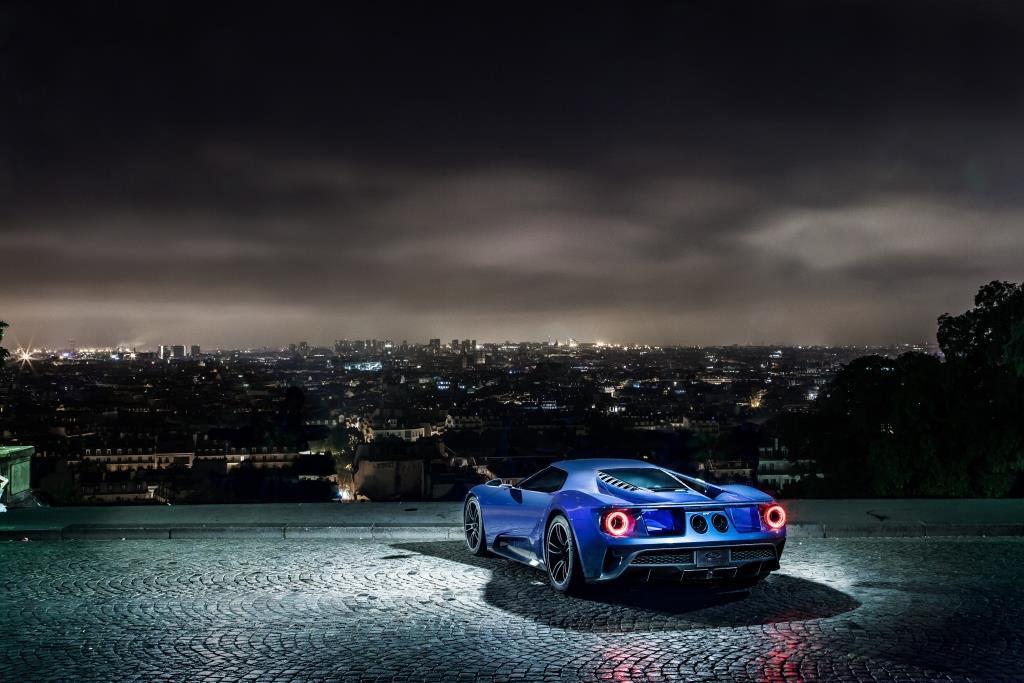 Performance trifft auf Leistung - copyright: Ford-Werke GmbH