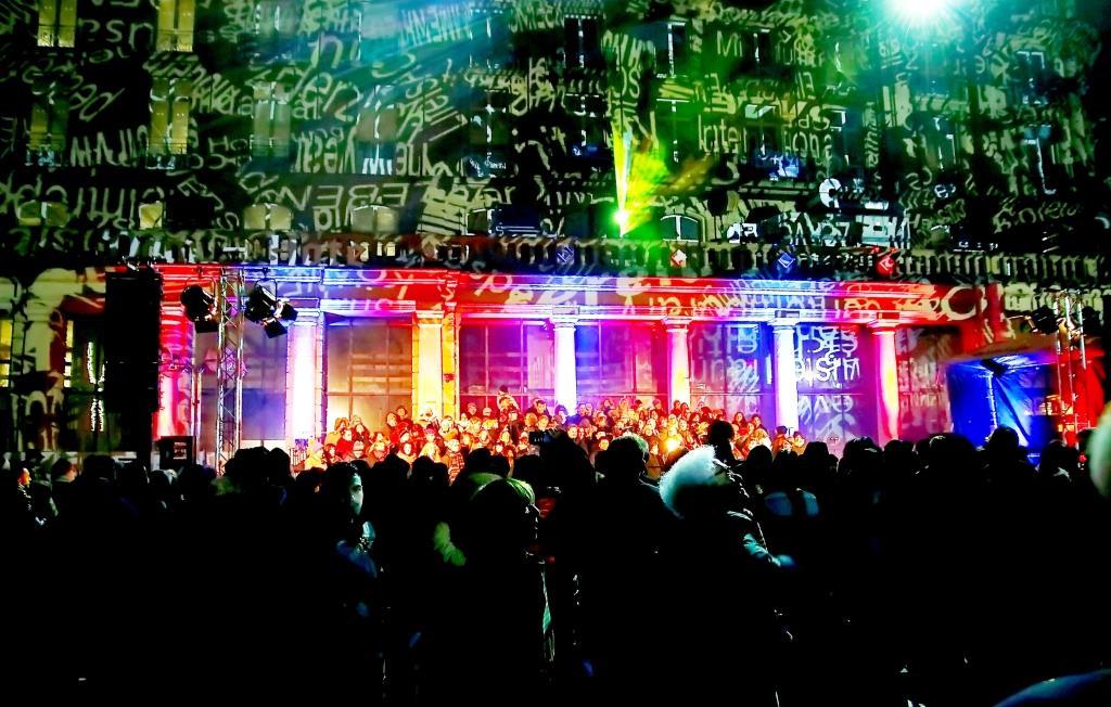 Grenzenloses Miteinander in Köln – ein Silvester-Fest für alle - copyright: CityNEWS / Thomas Pera