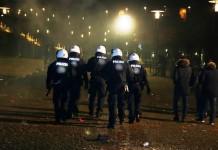 Halloween in Köln sorgt für viele Einsätze der Polizei (Symbolbild) copyright: CityNEWS / Thomas Pera