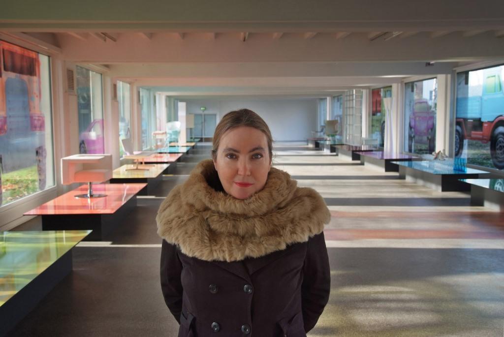190 Ausstellungen bei den PASSAGEN: Internationale Design-Welt trifft sich in Köln - Interview mit Sabine Voggenreiter - copyright: Wolfgang Burat