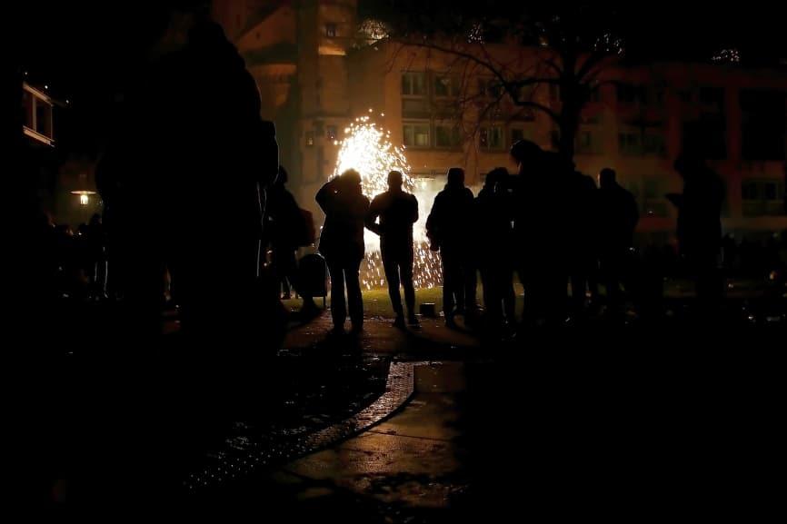 Die Feuerwehr Köln verzeichnet gleiche Einsatzzahlen wie an Silvester 2018. (Symbolbild) copyright: CityNEWS / Thomas Pera