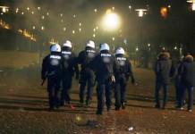 Am Abend verlagerte sich das Einsatzgebiet der Kölner Polizei von der Altstadt auf die Feiermeilen copyright: CityNEWS / Thomas Pera