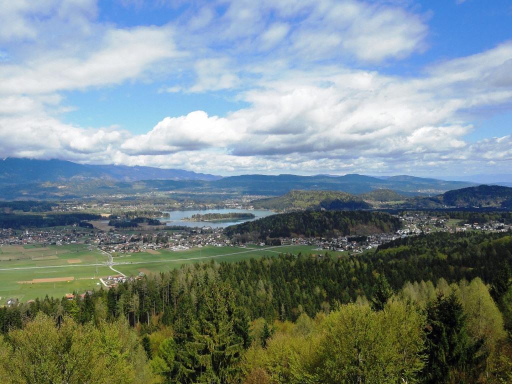 Vom 5. bis 10. September 2017 findet die European Bike Week am Faaker See in Österreich statt - copyright: pixabay.com