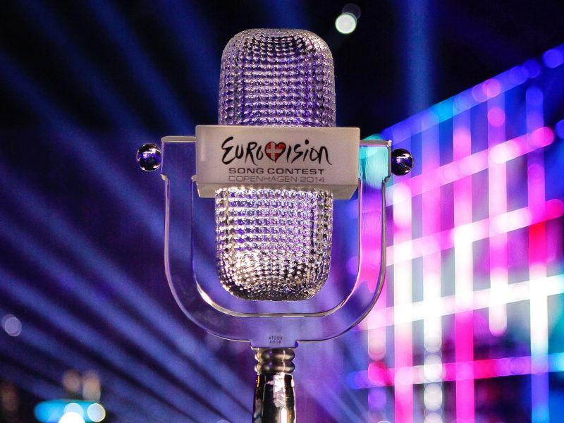 Wer wird um die Trophäse für Deutschland singen? - copyright: Thomas Hanses (EBU) / EUROVISION