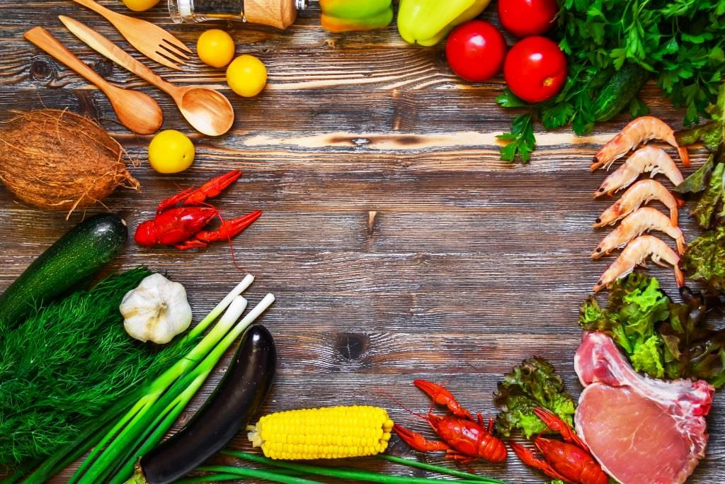 Welche Nährstoffe braucht der Körper in welchen Mengen? - copyright: pixabay.com