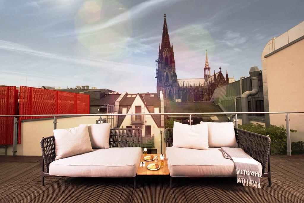 Outdoor oder Indoor: Alles ist möglich! - copyright: Koelnmesse GmbH / Constantin Meyer