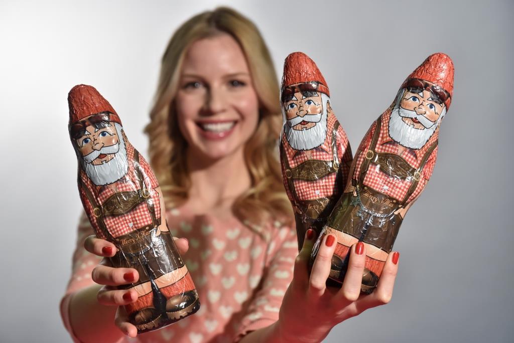 """Mit dem """"Trachtenklaus"""" gibt es eine - nicht nur zu Weihnachten - charmante Alternative zum Weihnachtsmann. - copyright: Koelnmesse GmbH / Thomas Klerx"""