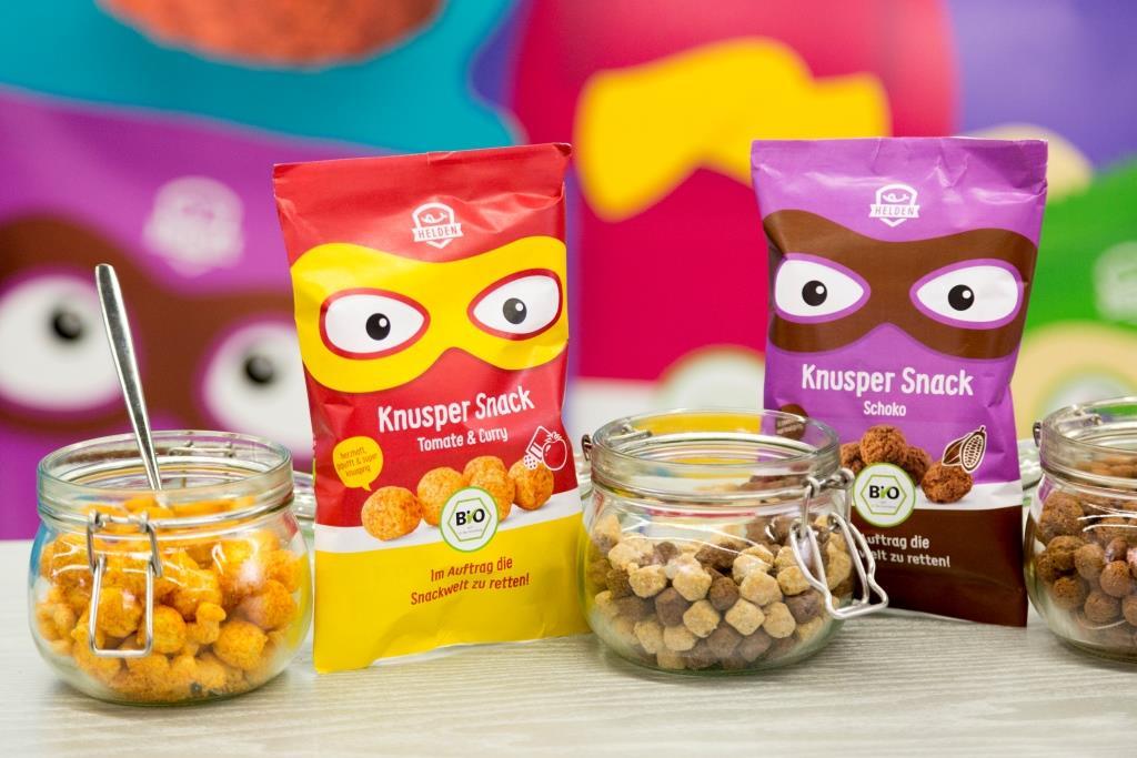Auch aus der Welt der Knabberartikel und Snacks gibt es Neues zu berichten. - copyright: Koelnmesse GmbH / Harald Fleissner
