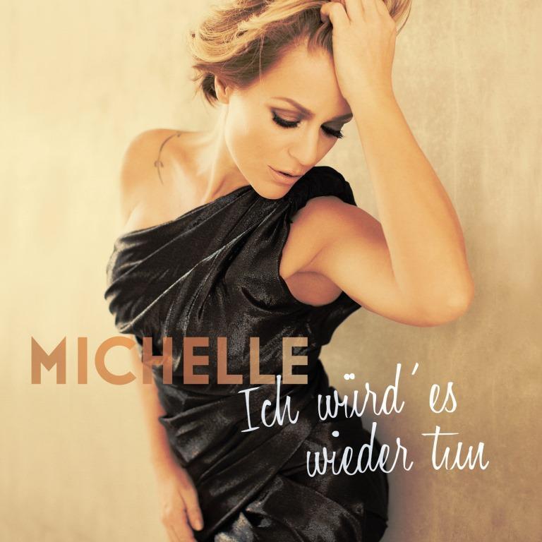 """Mit """"Ich würd' es wieder tun"""" veröffentlichte Michelle das erste Studioalbum seit ihrem 2012 erschienenen Longplayer """"L'amour""""! copyright: Sandra Ludewig / Universal Music"""