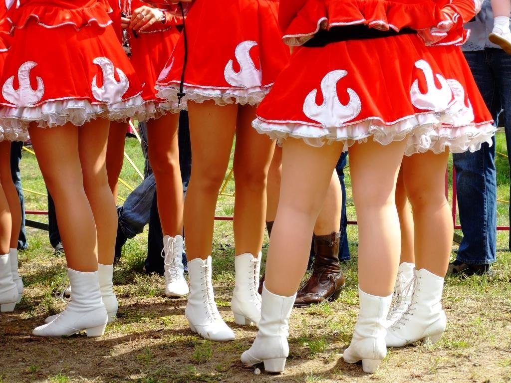 Eine Hommage an die Bedeutung des Tanzes im Kölner Karneval - copyright: rebel / pixelio.de