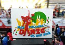 Das Motto der Karnevalssession 2018 in Köln lautet: Mer Kölsche danze us der Reih! - copyright: CityNEWS / Christian Esser