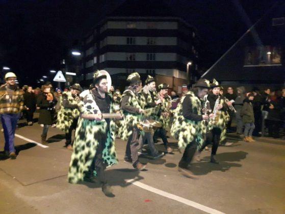 Karnevalssamstag: Zwischen Funken und Geistern copyright: CityNEWS - Christian Esser