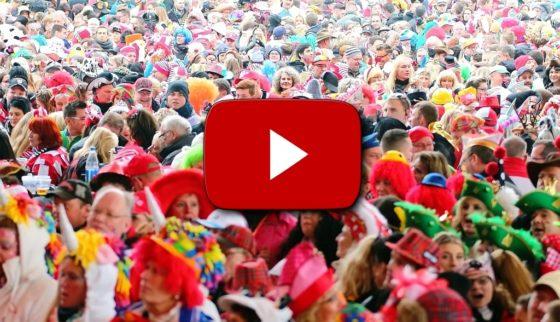 Zum Feiern, Schunkeln und Mitsingen: 50 Kölsche Lieder zum Karneval als Video - copyright: CityNEWS / TomPe