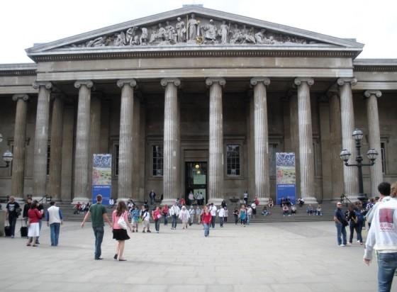 British Museum, London - copyright: pixabay.com