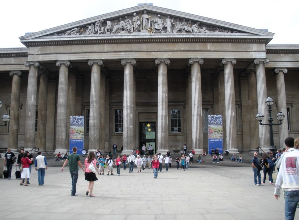British Museum, London - copyright: pixabay.com