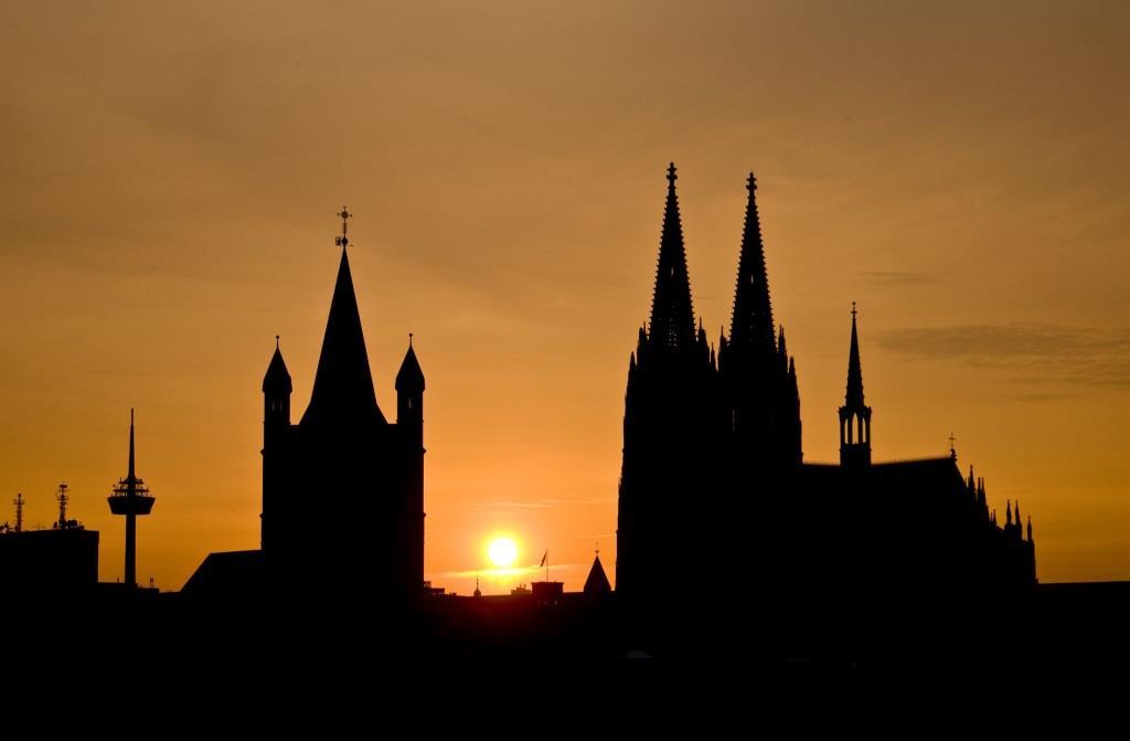 Romantische Orte in Köln für Verliebte zum Valentinstag - copyright: pixabay.com