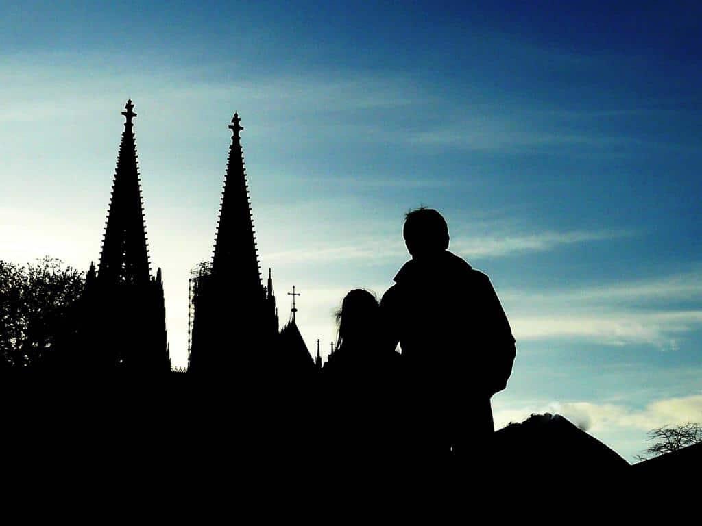 Tipps zum Valentinstag in Köln: Stadt der Liebe - Wie romantisch ist die Domstadt? - copyright: pixabay.com