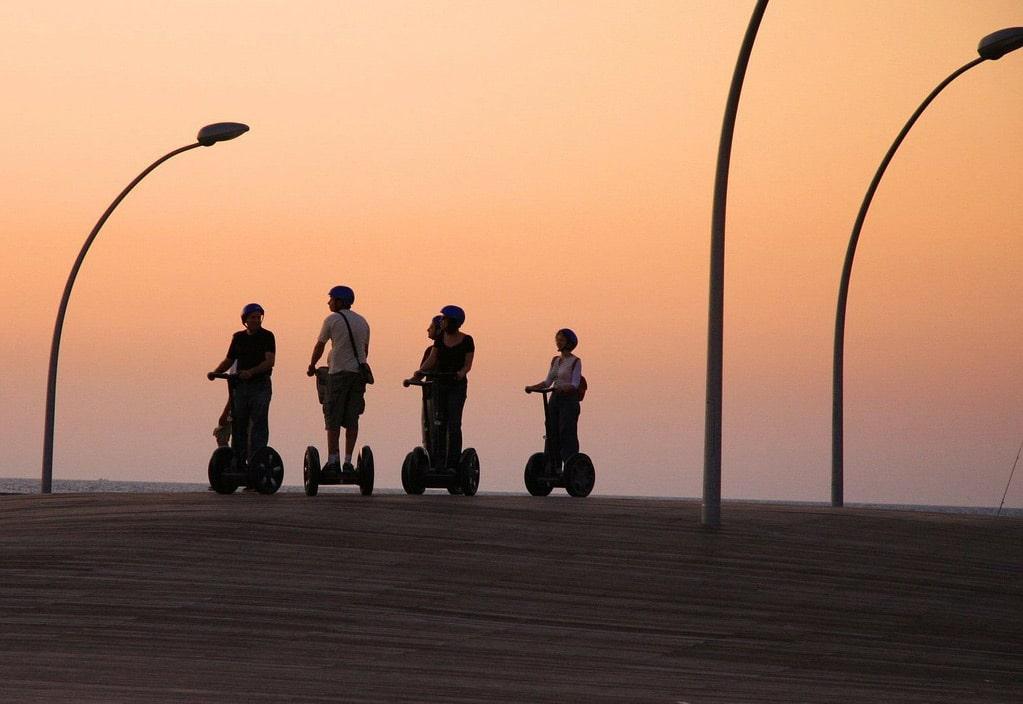 Die Stadt bei einer geführten Segway-Tour kennen lernen - copyright: pixabay.com