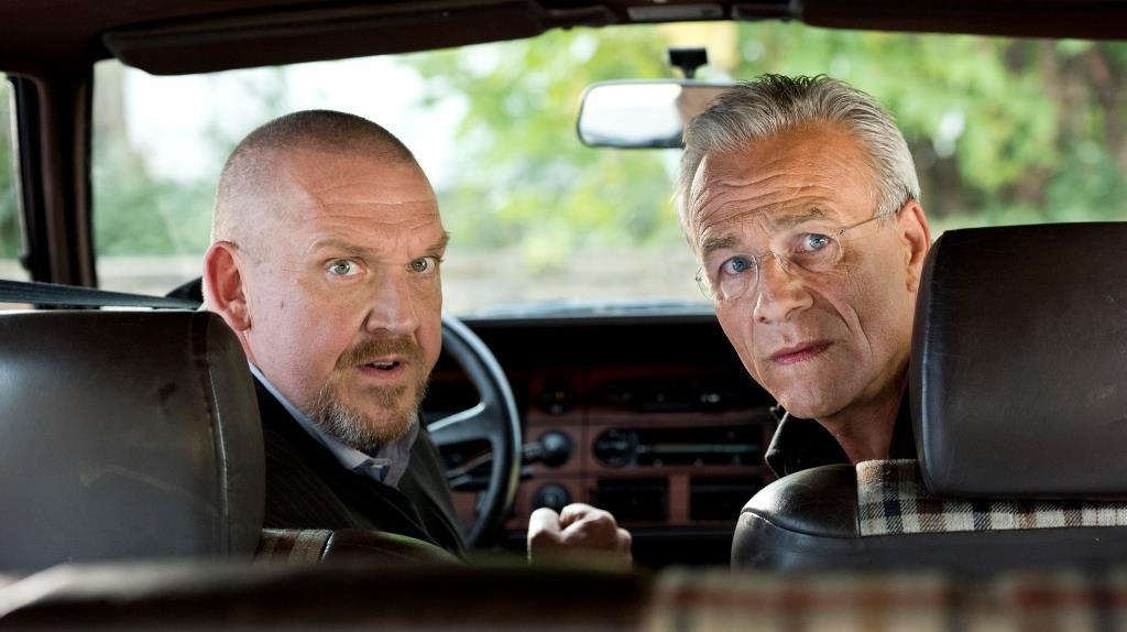 Tatort aus Köln: Komissare Ballauf und Schenk ermitteln seit 20 Jahren in der Domstadt - copyright: WDR / Martin Menke