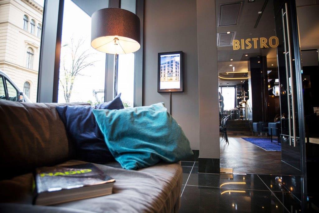 Innovation für Hotel- und Gastgewerbe: Smarter Service für Gäste - copyright: Dirror