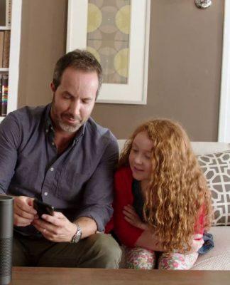 Eine neue (virtuelle) Mitbewohnerin: Amazon Echo hört zu, spricht und sorgt für komische Momente - copyright: Amazon