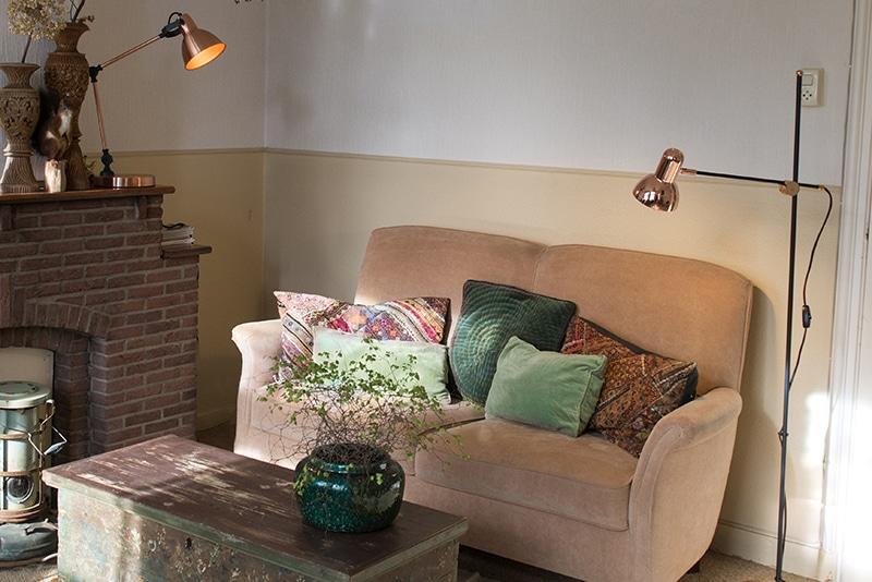 Der passende Look für das Zuhause: Vintage vs. Retro - copyright: Archiv lampenundleuchten / Carlie van Dijk