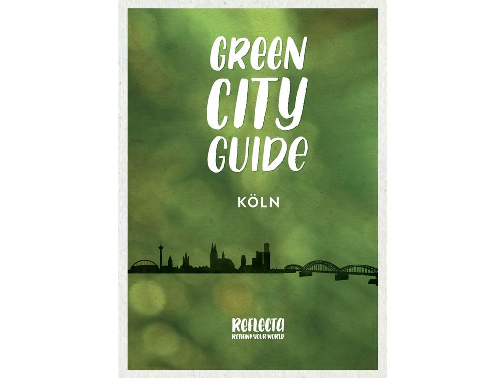 Green City Guide zeigt nachhaltige Alternativen auf - copyright: Reflecta e.V.