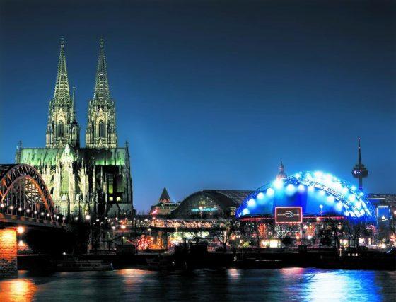 Musical Dome Köln wird zur Dancing Queen copyright: Musical Dome Köln