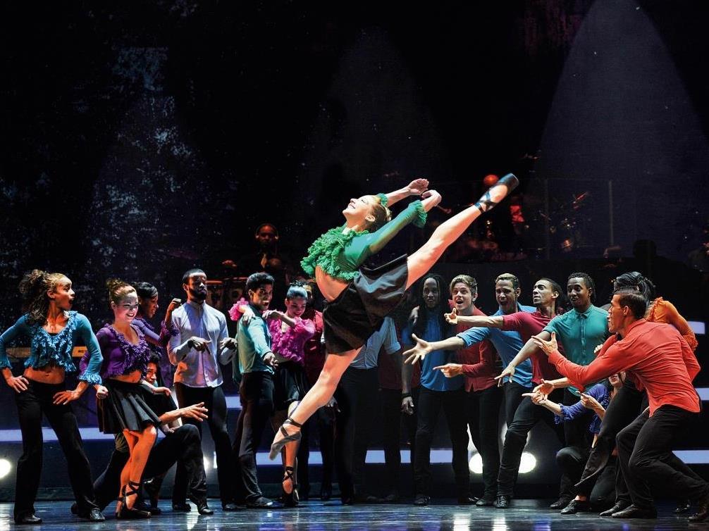 Ballet Revolución - copyright: Nilz Böhme
